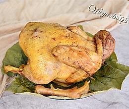 清香荷叶鸡 #月子餐吃出第二春#的做法