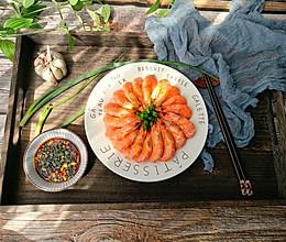 5分钟快手菜-白灼基围虾的做法