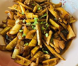 油焖竹笋的做法