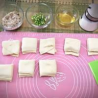 酥脆葱油饼&糖饼的做法图解6