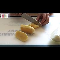 中式烧汁时蔬土豆饼,土豆的华丽变身的做法图解2