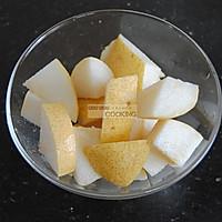 黄瓜梨汁的做法图解3
