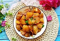 #好吃不上火#蚝油焖萝卜的做法