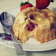 草莓蛋奶挞#我的烘焙不将就#