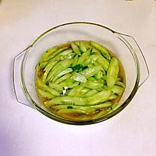 葱油拌黄瓜