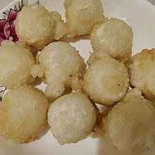 #元宵节美食大赏#炸元宵