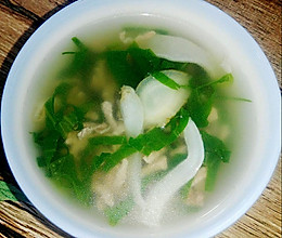 小儿慢养调补鱼胶汤的做法
