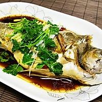 清蒸鲈鱼 (自制蒸鱼豉油)的做法图解6