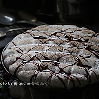 甜蜜的棉花糖披萨#跨界烤箱,探索味来#