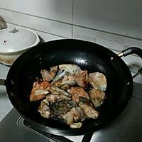三文鱼头焖凉瓜的做法图解8