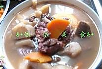 粉葛赤小豆煲鲮鱼汤的做法