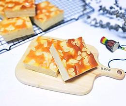 #一人一道拿手菜#糖粉杏仁切块面包的做法