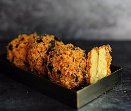 #美味烤箱菜,就等你来做!#高仿网红肉松小贝的做法