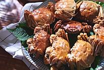 清蒸大闸蟹 | 味蕾时光的做法