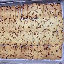 红枣黄油曲奇饼干