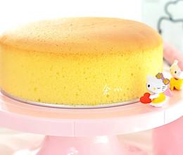 棉花蛋糕(风炉食谱)的做法