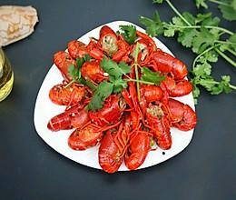 蒜蓉小龙虾#520,美食撩动TA的心!#的做法