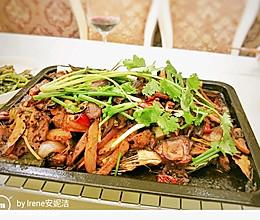 滋滋烤鱼#金龙鱼外婆乡小榨菜籽油 外婆的食光机#的做法
