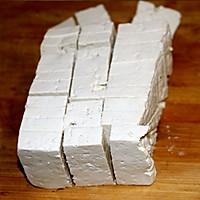 糖醋脆皮豆腐的做法图解2
