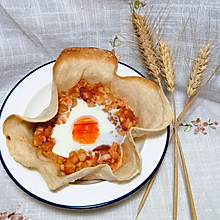 北非蛋可丽饼