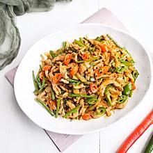 超下饭的神菜-榨菜炒肉丝
