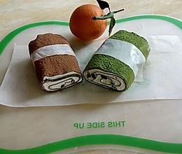 毛巾卷的做法