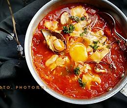 青口奶酪焗蛋#KitchenAid的美食故事#的做法