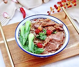 #快手又营养,我家的冬日必备菜品#快手牛肉荞麦面~番尼鱼的做法