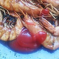 #肉食者联盟#番茄油焖虾的做法图解5