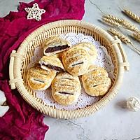 老婆饼(红豆沙版)