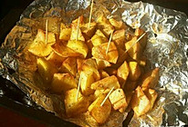 烤土豆角的做法