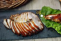 卤蹄髈,酱肘子:切个冷盘的做法