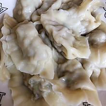 #我要上首焦#香菇鲜肉馅饺子(家常水饺)