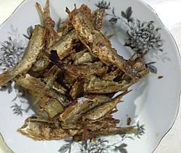 椒盐白条鱼的做法