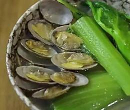 潮音潮人:沙白芥菜汤的做法