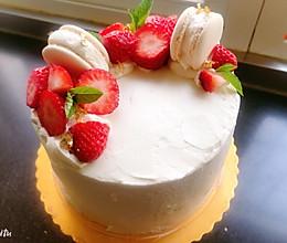 #母亲节,给妈妈做道菜#水果戚风蛋糕的做法