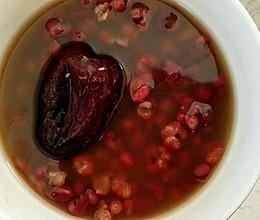 红豆薏米大枣粥的做法