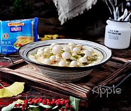 蘑菇肉饼#百吉福冬季芝恋#的做法