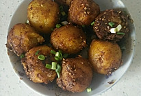 香辣孜然小土豆#餐桌上的春日限定#的做法