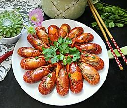 #夏天夜宵High起来!#蒜泥小龙虾的做法