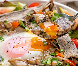 法式荞麦煎饼 | 营养早餐的做法