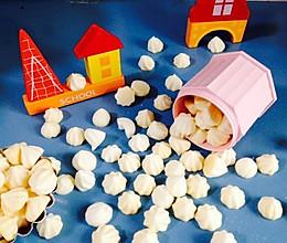 宝宝零食,酸奶溶豆。的做法