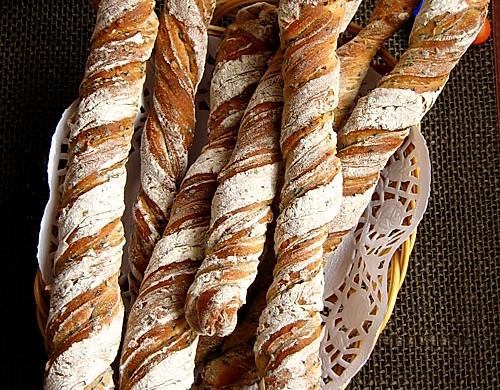 超好吃圣诞拐杖面包
