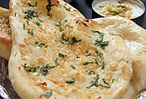 印巴美食 -- 烤箱版印度馕 (Naan)的做法