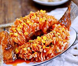 一鱼两吃:松子鱼和椒盐鱼排的做法