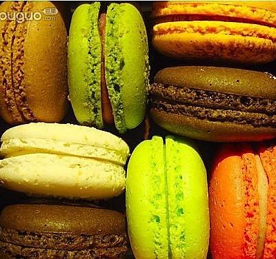 """刘谦魔术中吃的法国甜点皇后""""马卡龙"""""""