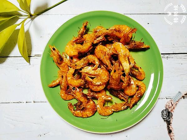 补钙佳品:干炸小河虾的做法