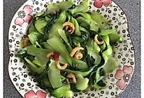 素炒小油菜的做法