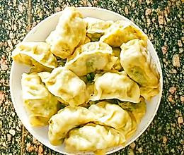 老妈做的茴香馅饺子!好吃!的做法