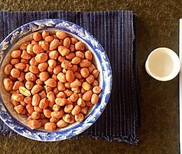 家庭快手版五香花生米的做法